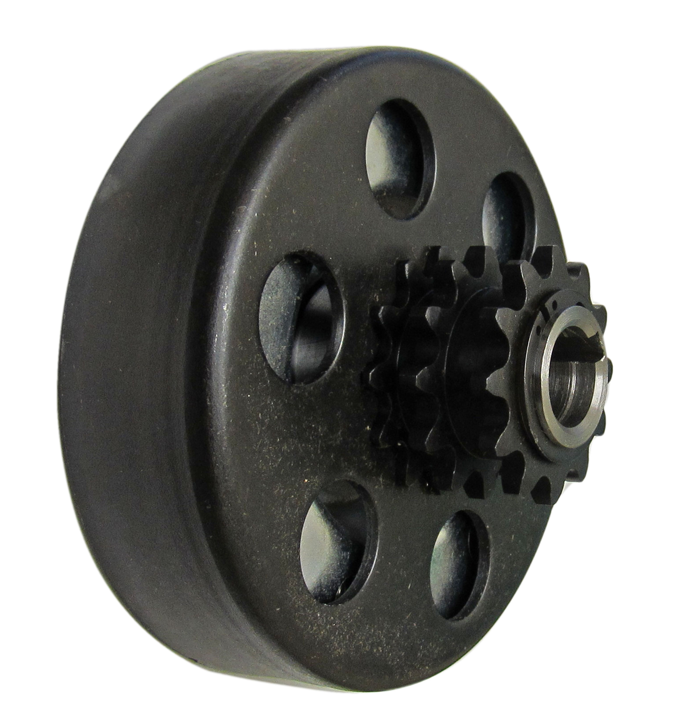 Max-Torque Dual Sprocket Clutch with a 5/8