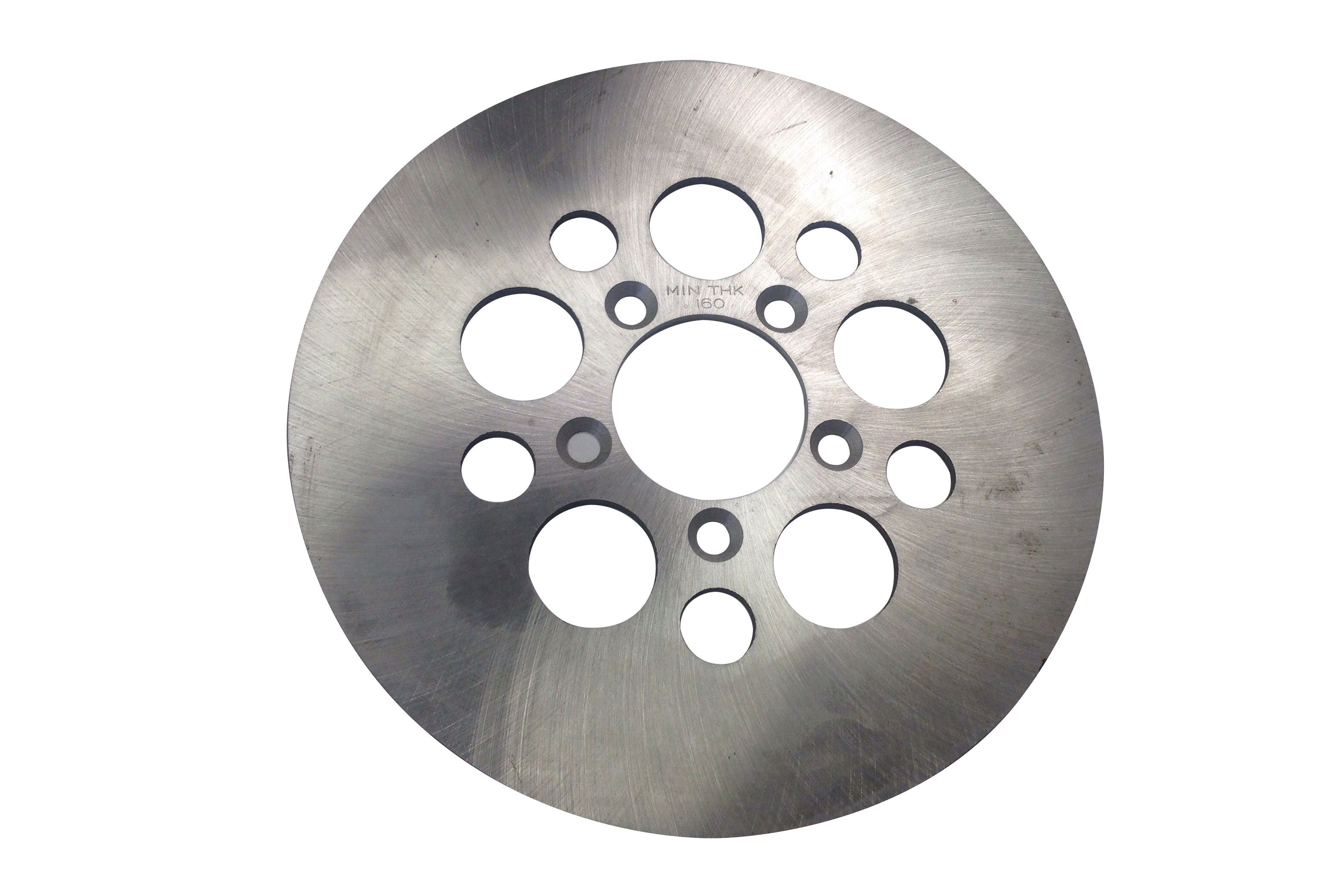 Brake Rotor For Harley-Davidson Sportster, Superglide (1974-83) | 44137-77A  | BMI Karts And Parts