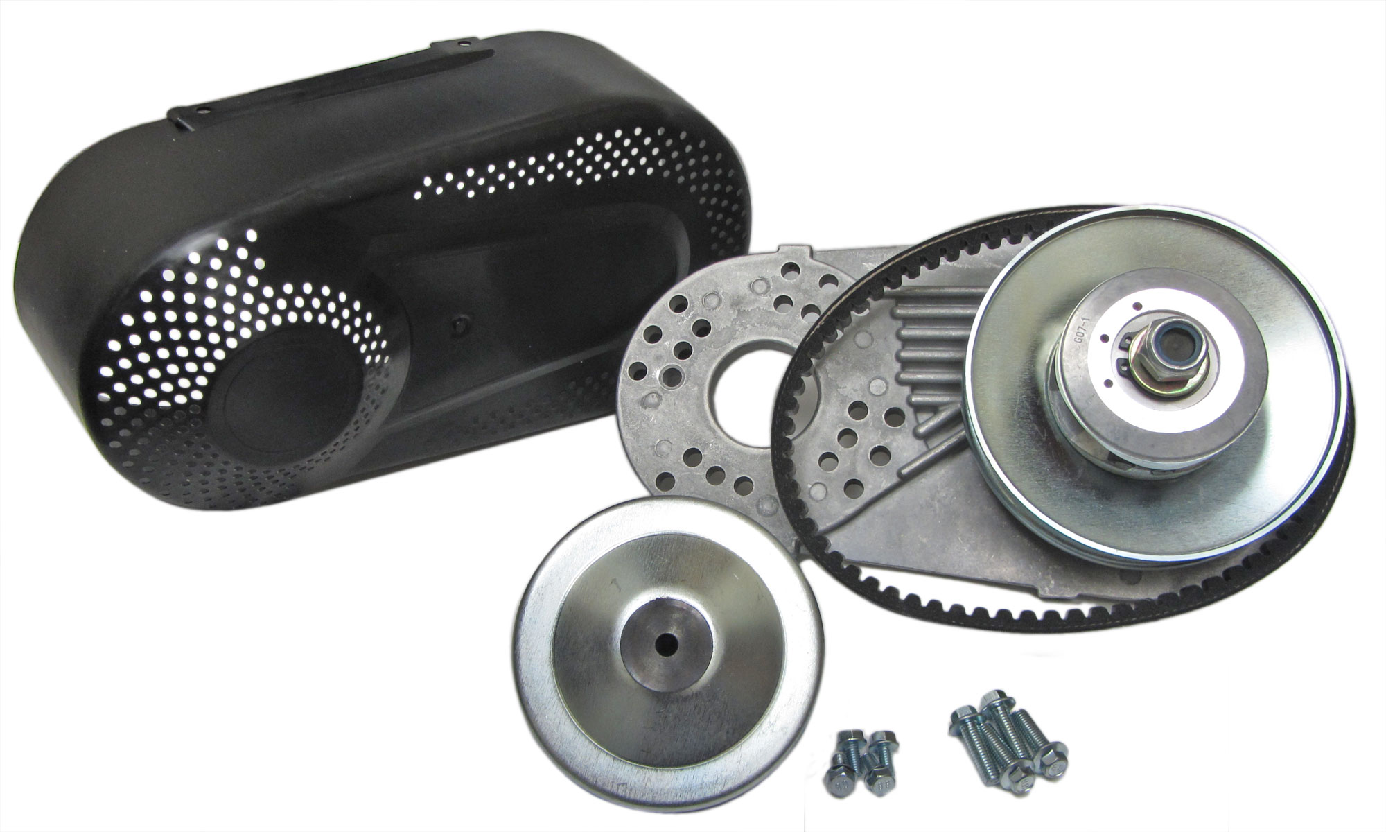 Torque Converter for #41 Chain, 1