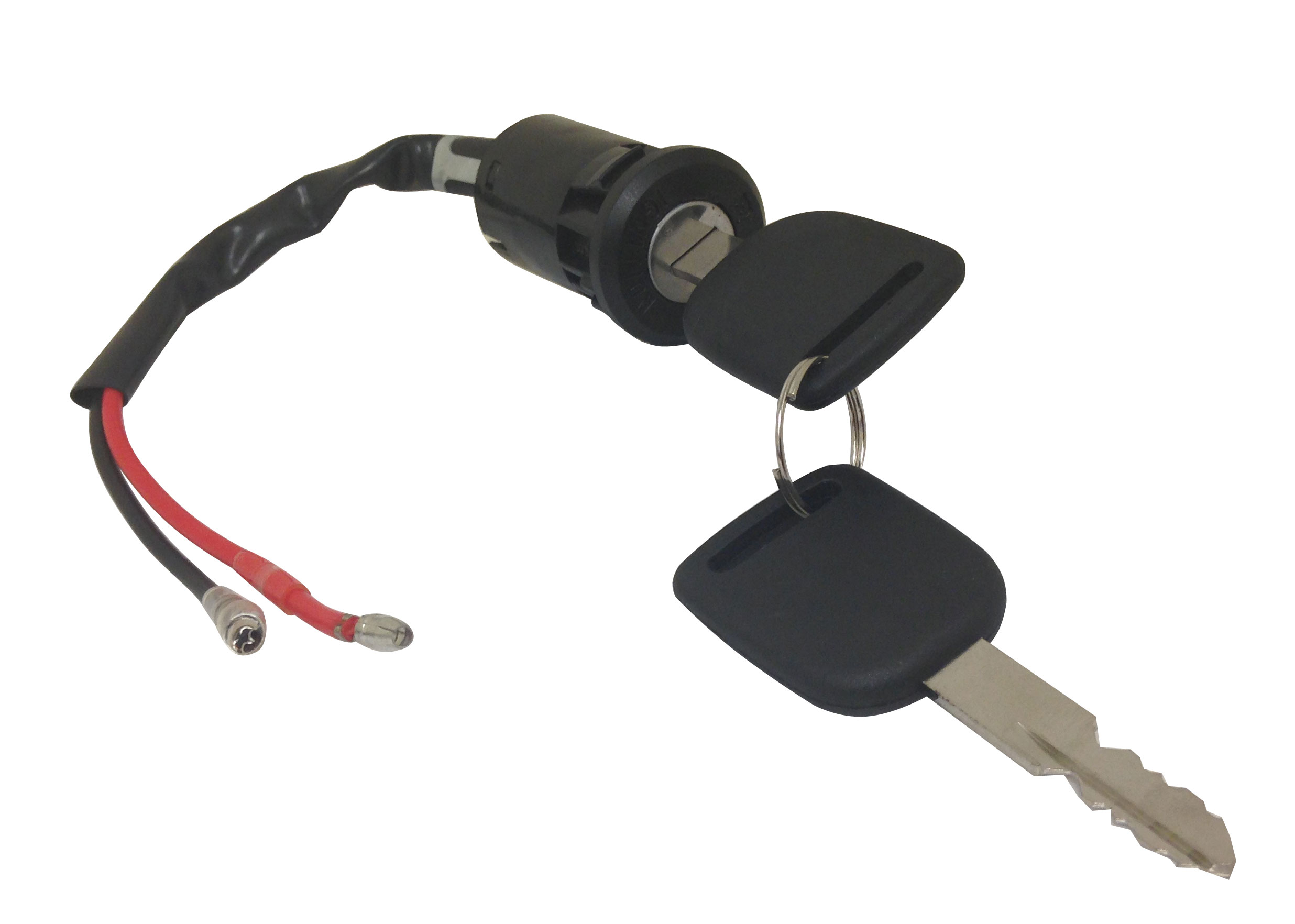 2-Wire Ignition Switch with Keys | 529.006 | BMI Karts And Parts