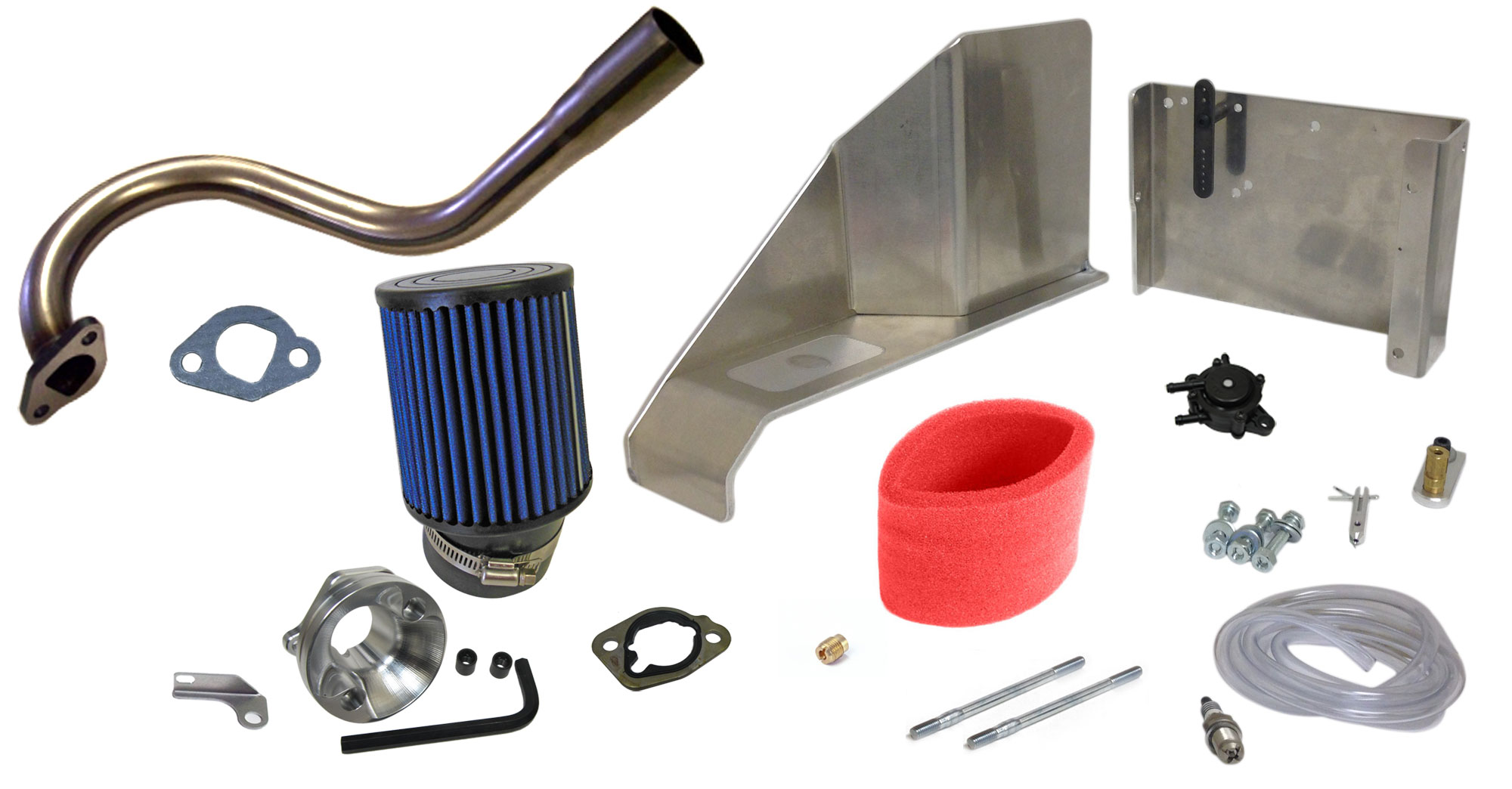 Predator 212cc Performance Stage 2 Kit | 621436P or 621436PH | BMI Karts  And Parts