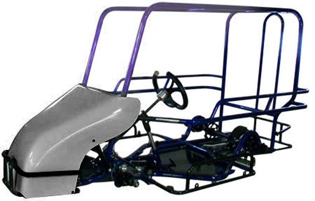 2011 Ultramax Excentrik Jr. Champ   634021A   BMI Karts And Parts
