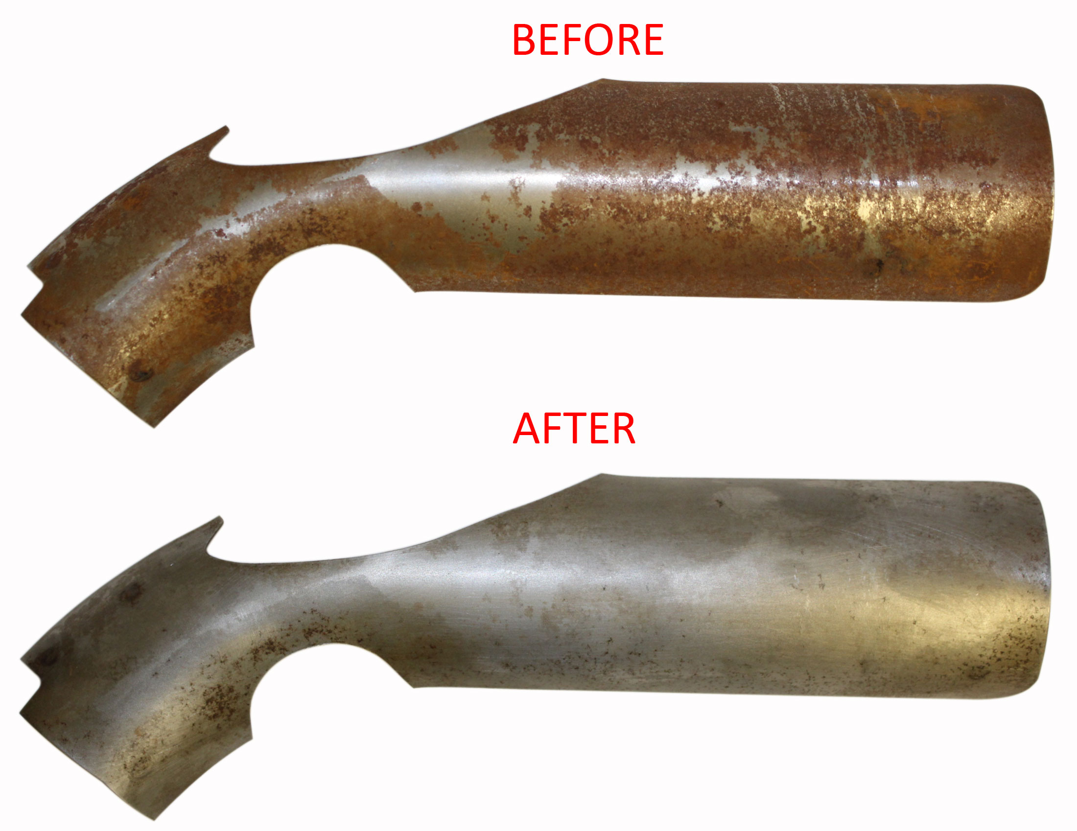 Front Heatshield for Shovelhead FXR (1982-1983)