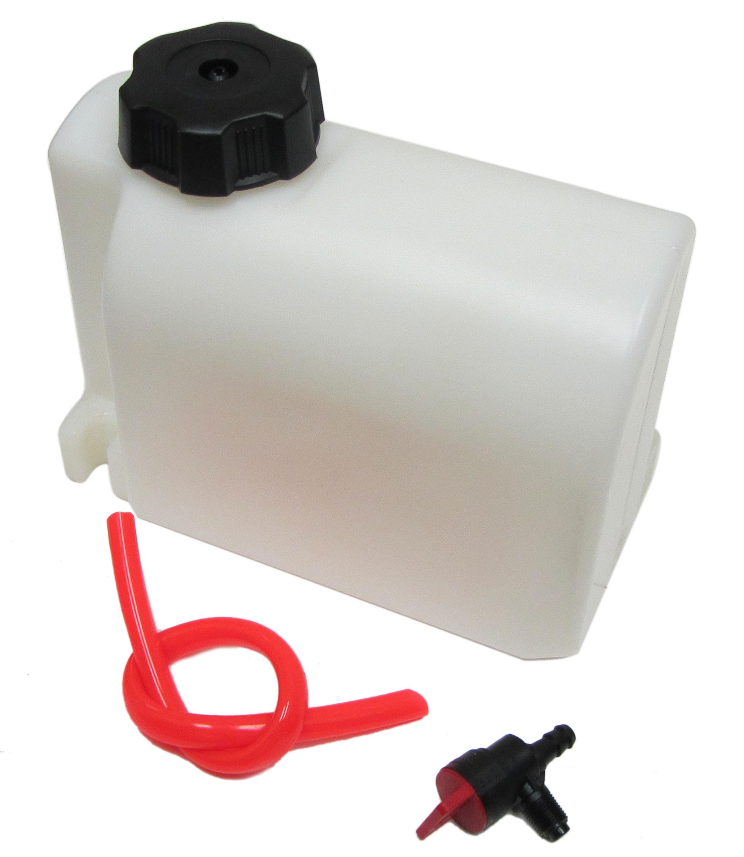 Plastic Fuel Tank >> Plastic Fuel Tank 2 Quart Mailbox 660059 Kmt2 Bmi Karts