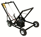 One Person Kart Lift Stand 691050 Kkp Winch Lift