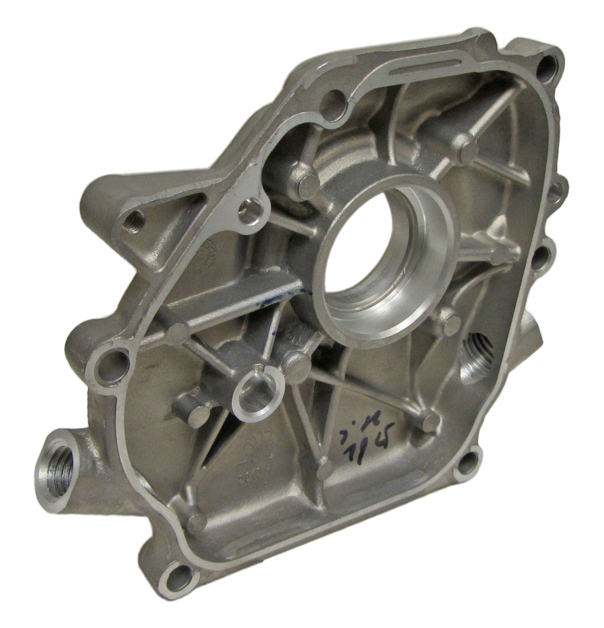 Crankcase (Sidecover) for 6 5HP Clone / GX200 Engine | 711265 | RLV 1265 |  BMI Karts And Parts