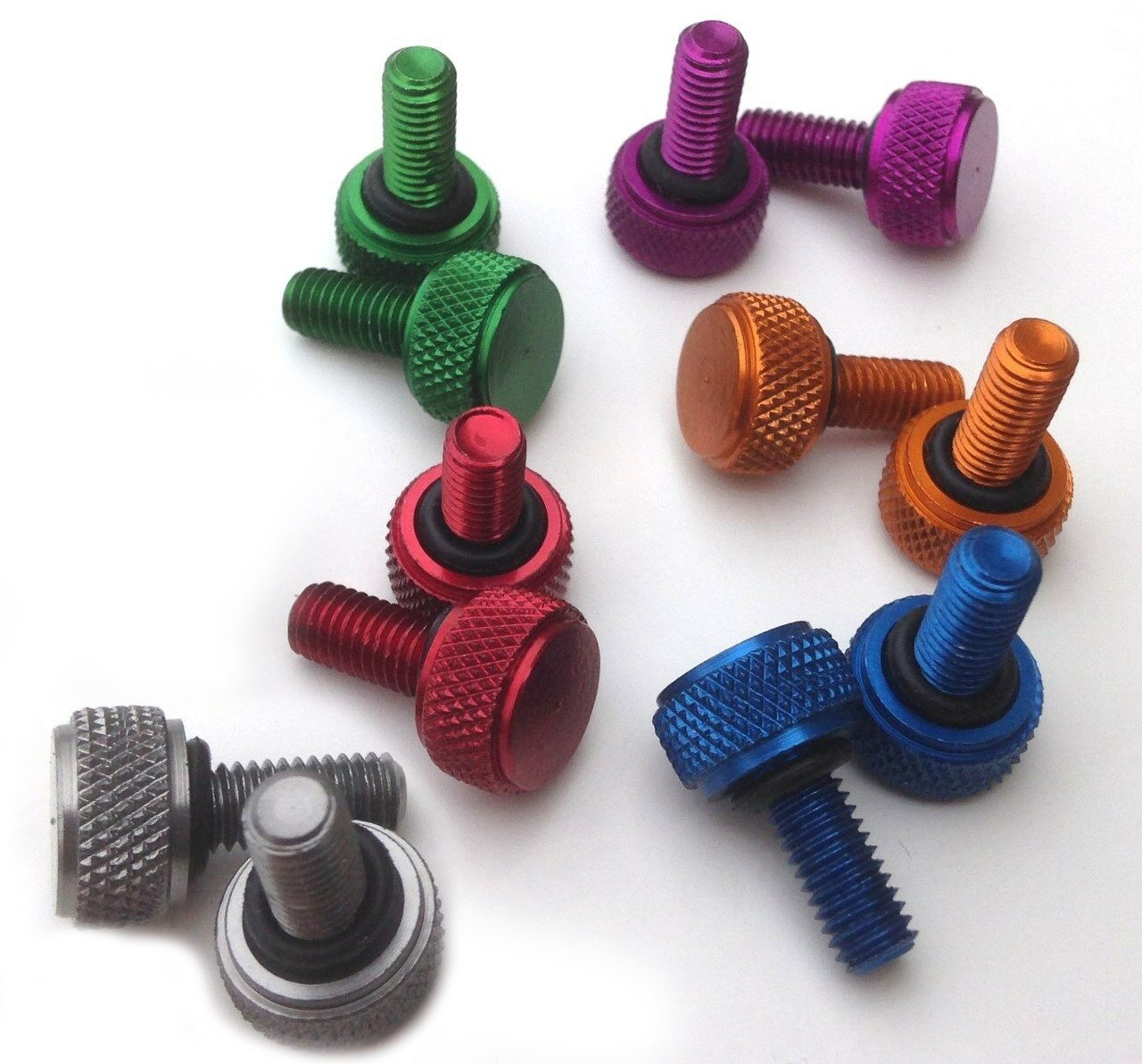 Beadlock Screw 5mm - Colored |721335 | BMI Karts And Parts