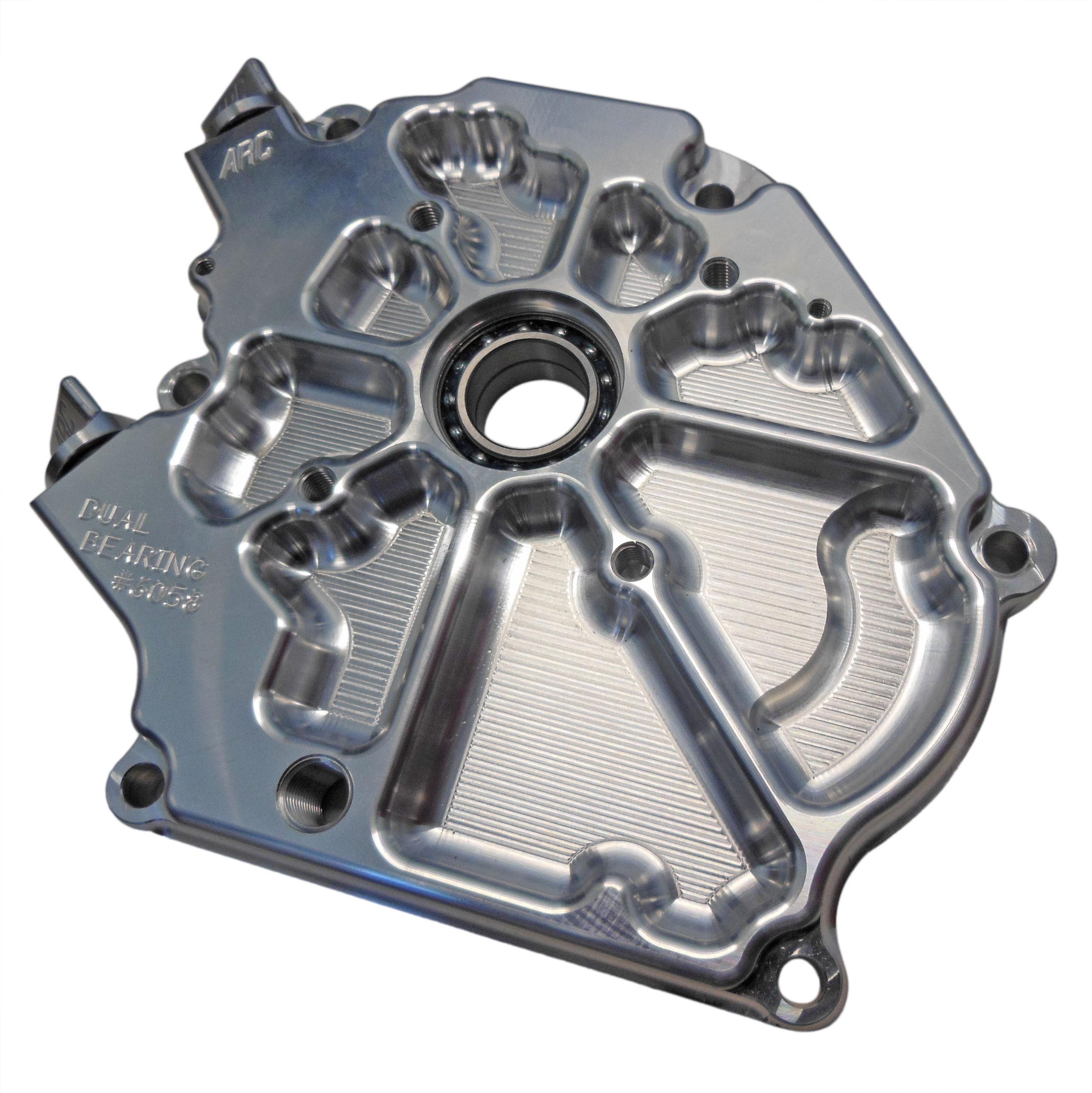 Billet Aluminum Crankcase (Sidecover) fro Predator 212cc (Non-Hemi)