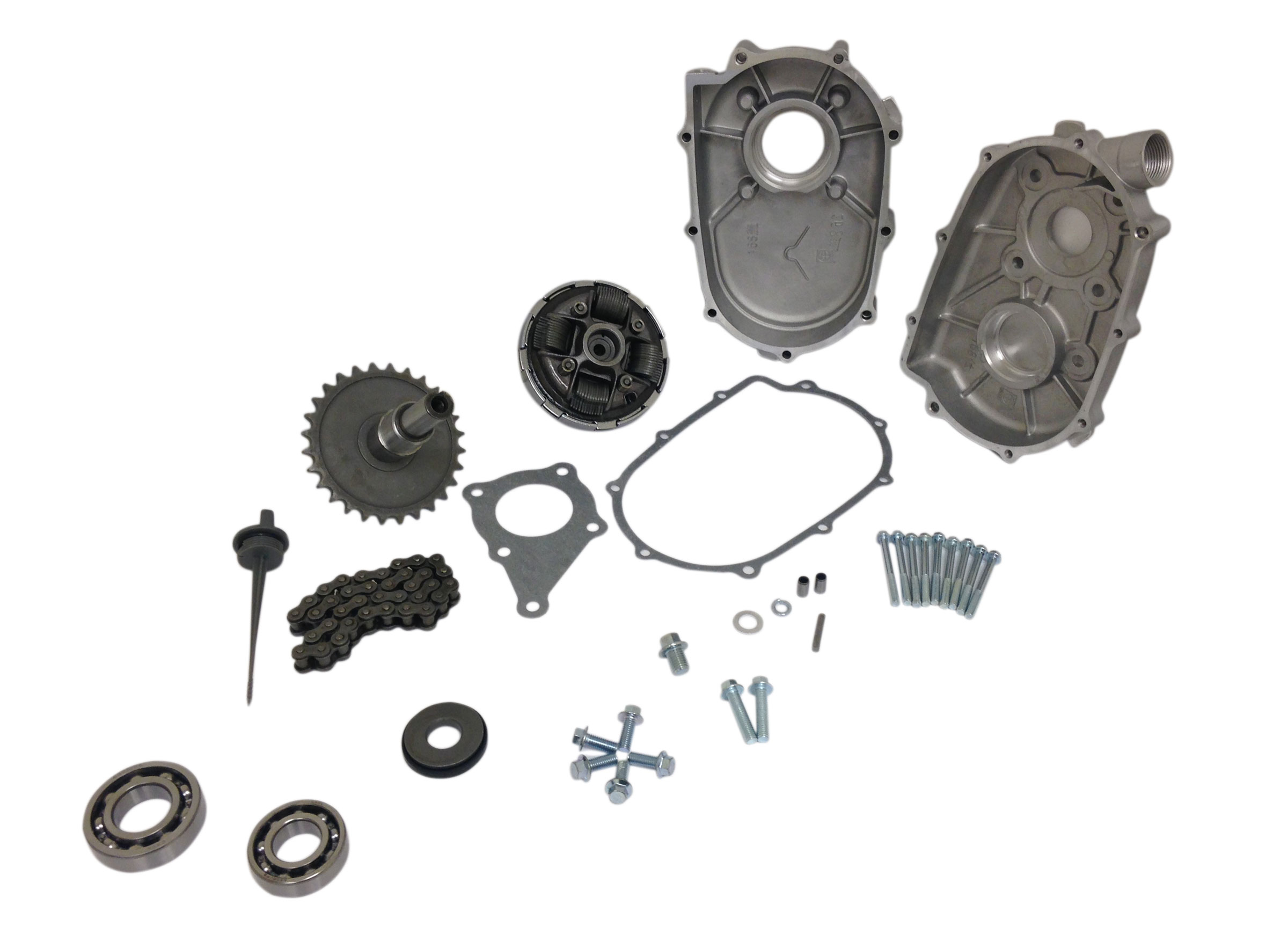 2:1 Reduction Gearbox Kit for Honda 6 5HP GX200 Engine (22mm)