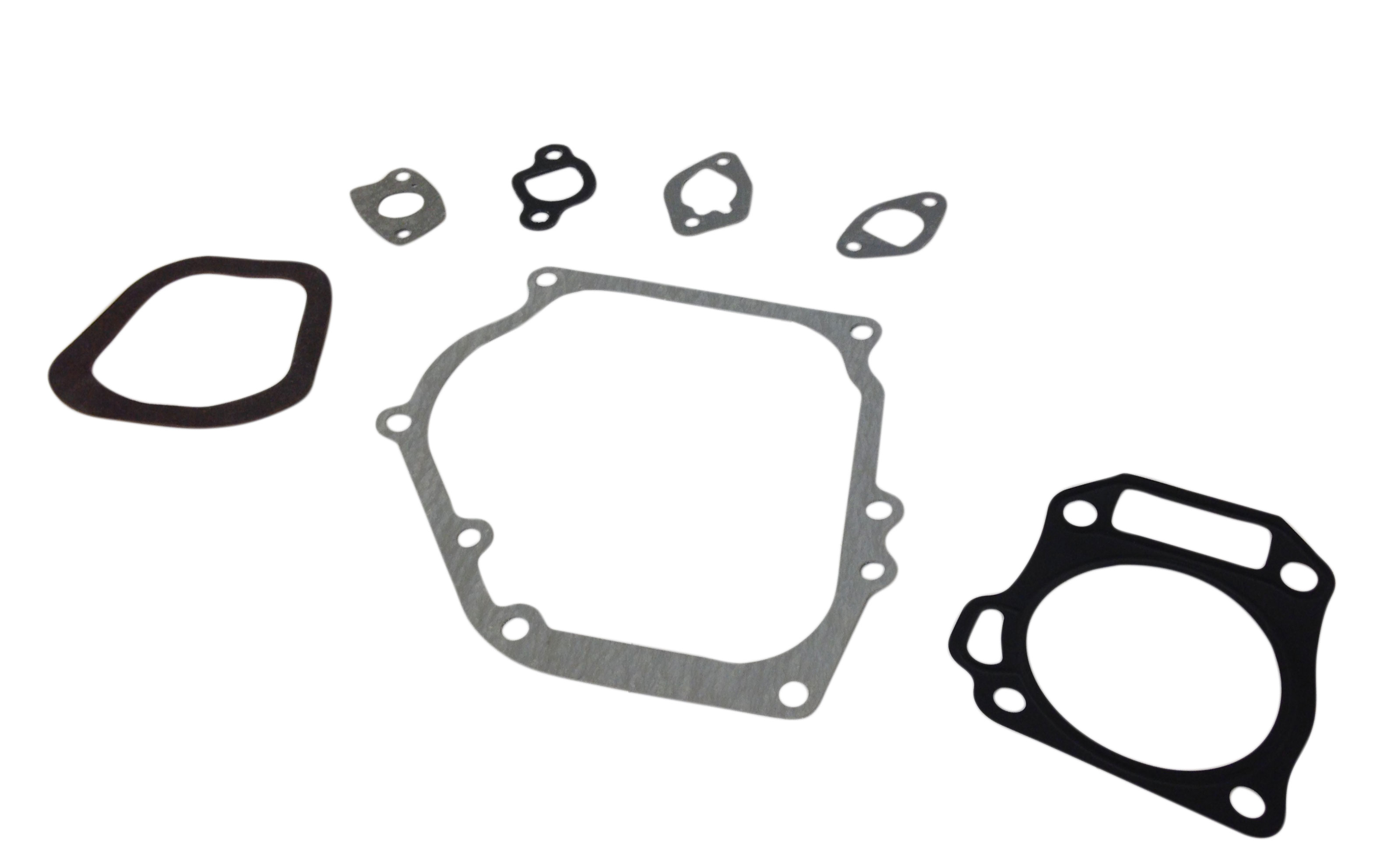 Replacement Gasket Kit for Honda GX200 Engine (7 piece set with asbestos)    AT1201-HD200-01   BMI Karts And Parts