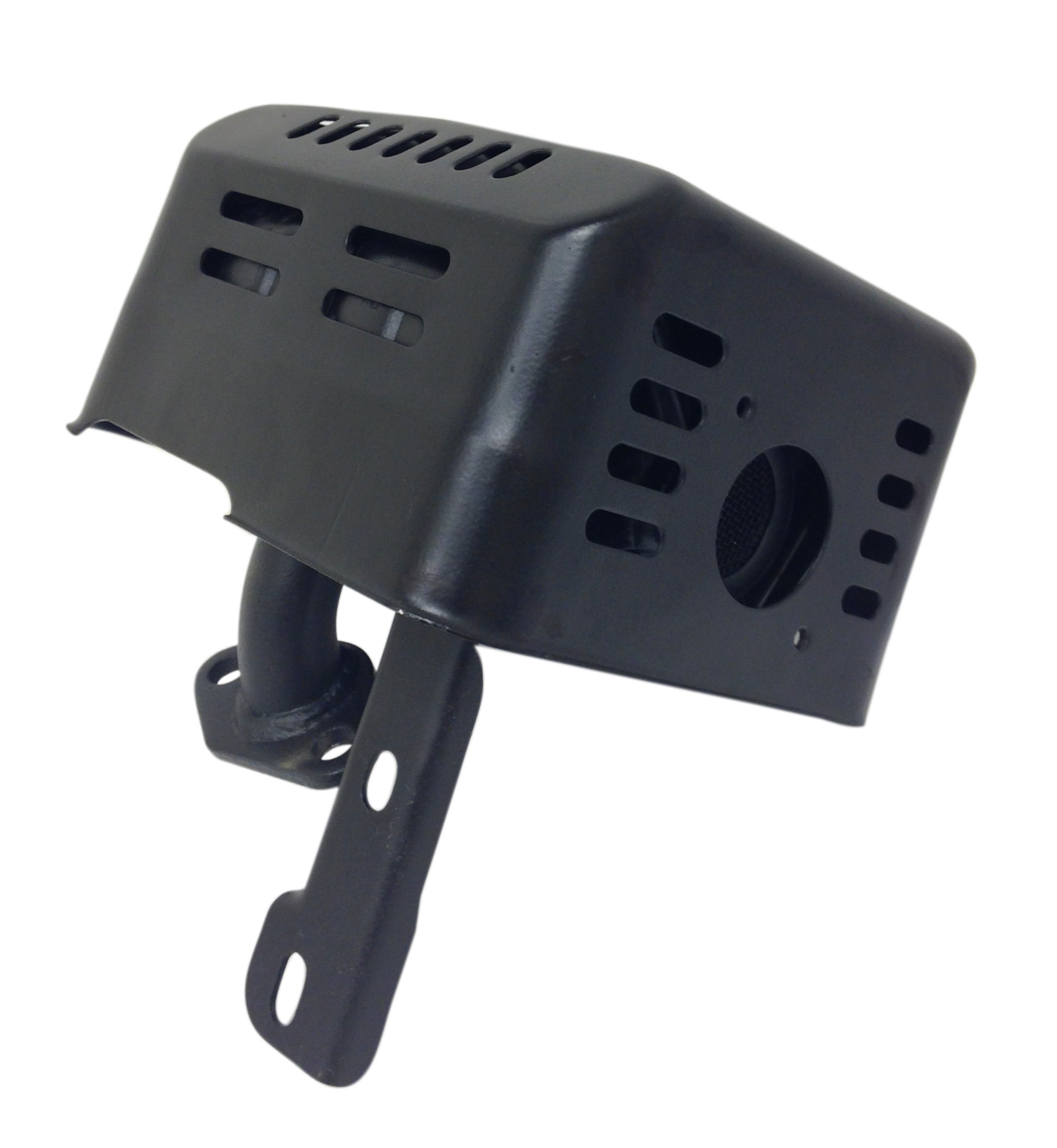 Stock Muffler for Honda GX200 Engine 6 5 HP or 196cc Clone