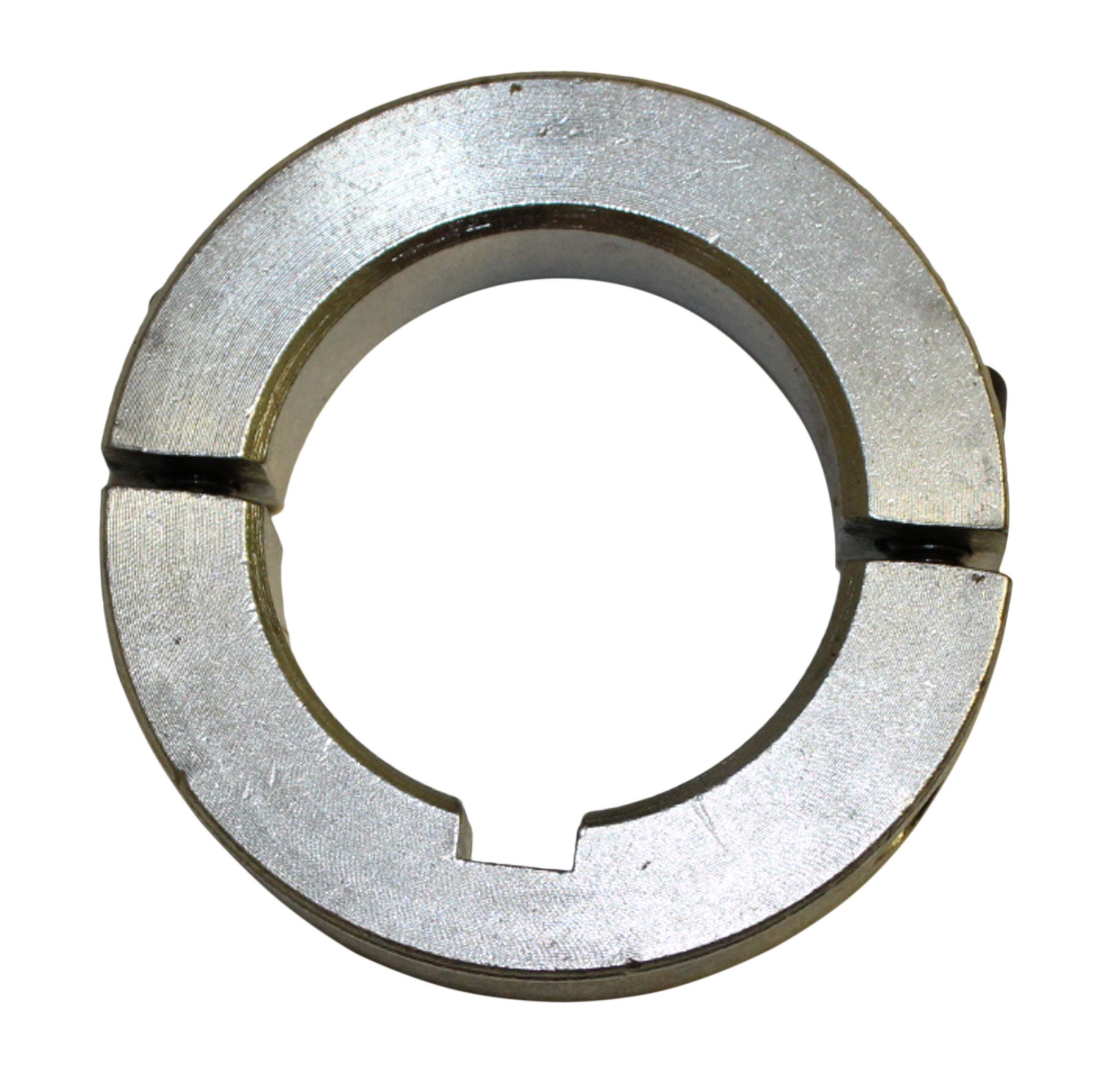 "Split Set of 2 Silver Go Kart Racing 1-1//4/"" Axle Lock Collar"