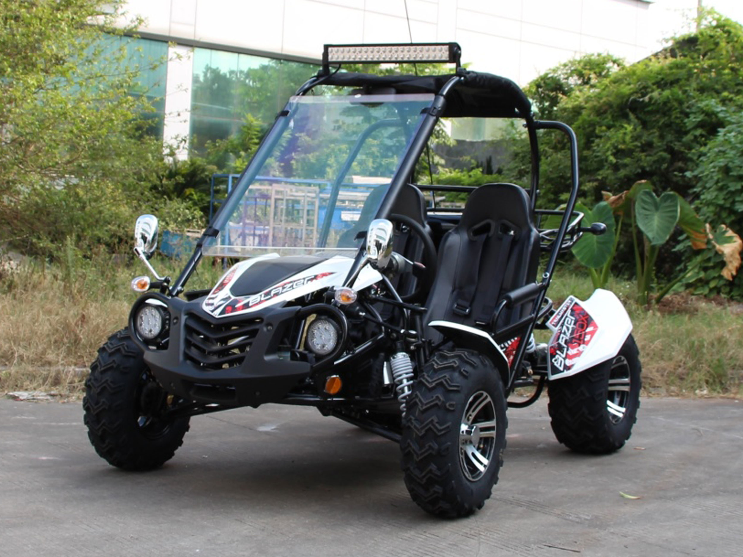 Trailmaster Blazer 150 X (Two Seat Go Kart)