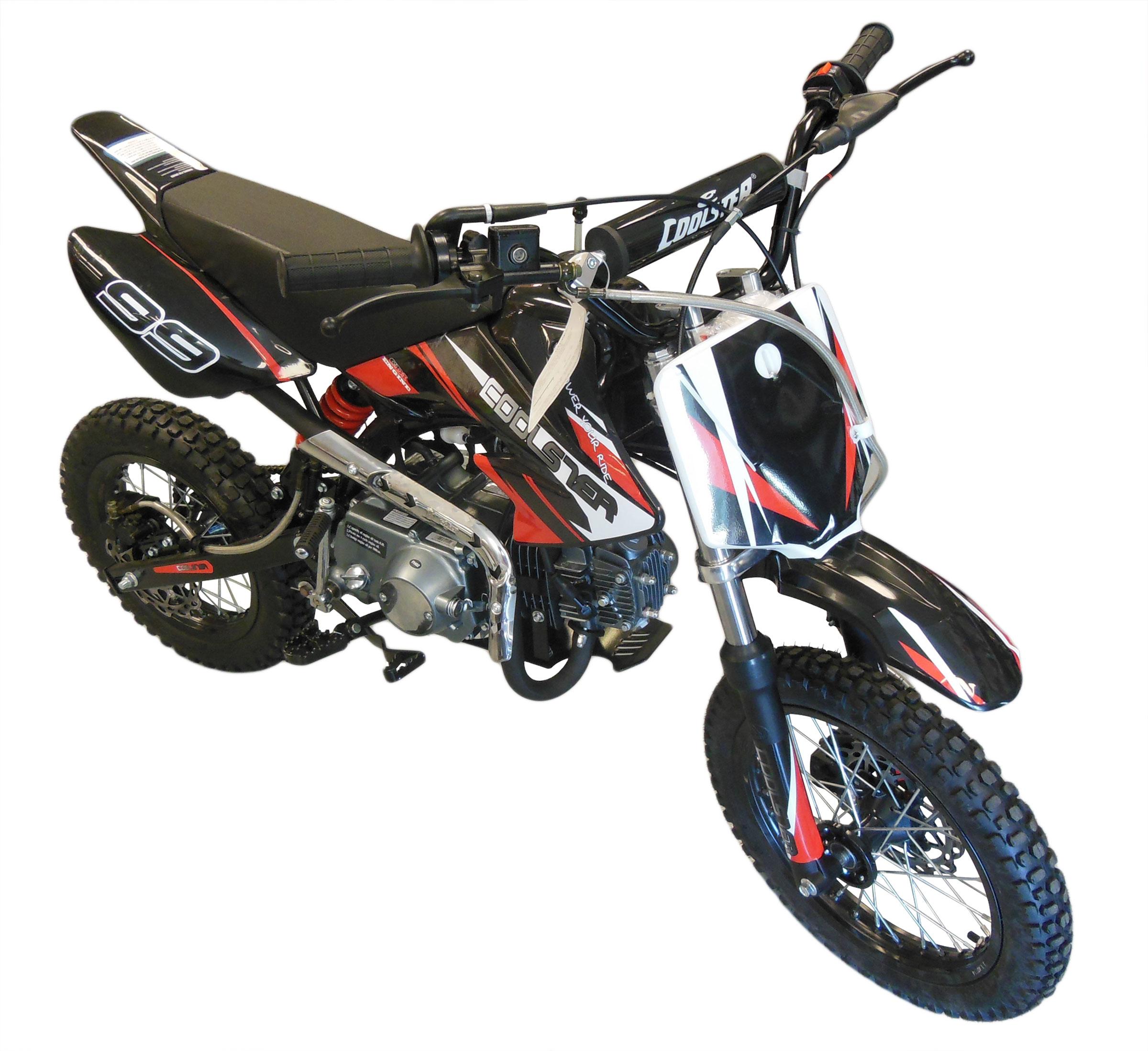 dfe7f61be1e Trailmaster 125cc Coolster Dirt Bike | COOLSTER-QG-214 | QG-214 ...