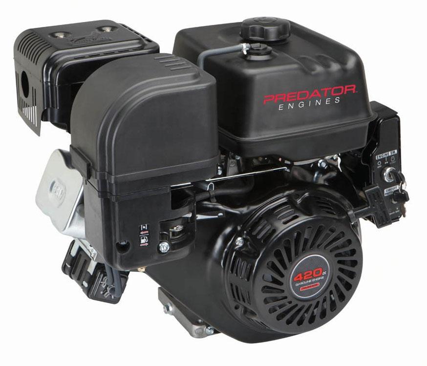 420cc  13hp  Predator Engine