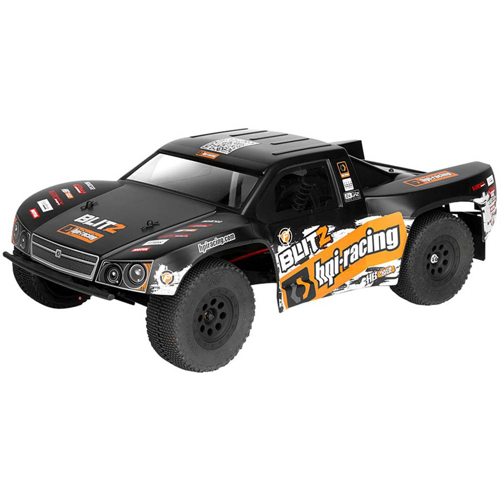 HPI Blitz Flux RTR 1/10 2WD EP Short Course Truck - Brushless