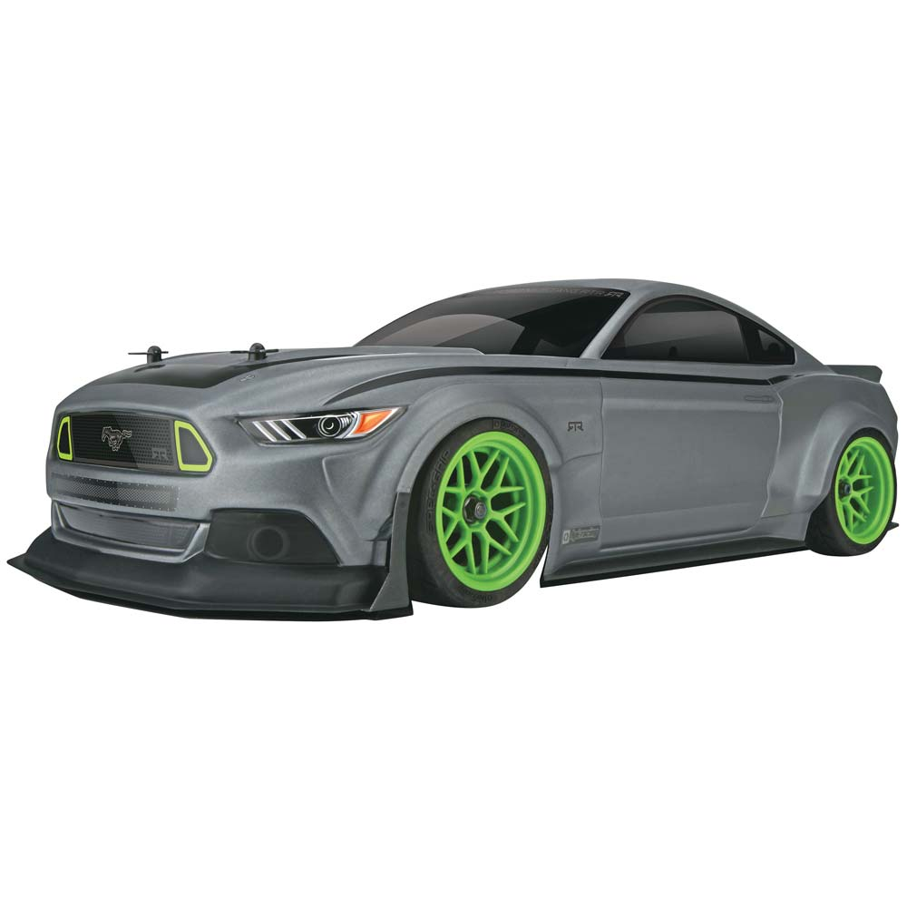 Hpi racing rs4 sport 3 2015 ford mustang rtr spec 5 brushed