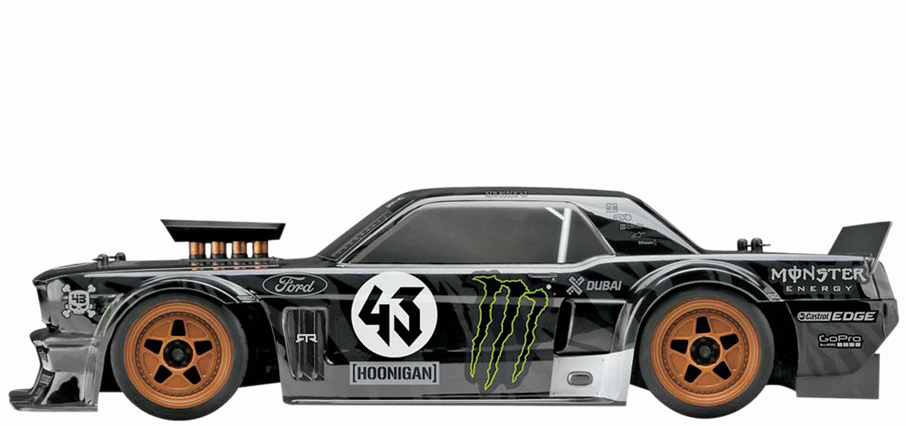 hpi ken block 1965 ford mustang hoonicorn rtr hpi115990 hpi115990 bmi karts and parts. Black Bedroom Furniture Sets. Home Design Ideas