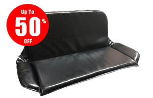 Go Kart Seat Cushions and Covers Up To 50% Off