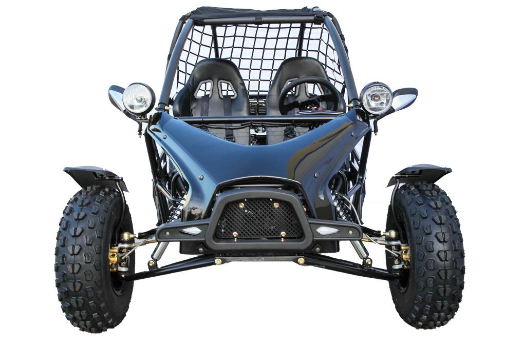 Kandi Sandrail Buggy 200cc Fully Automatic Go Kart