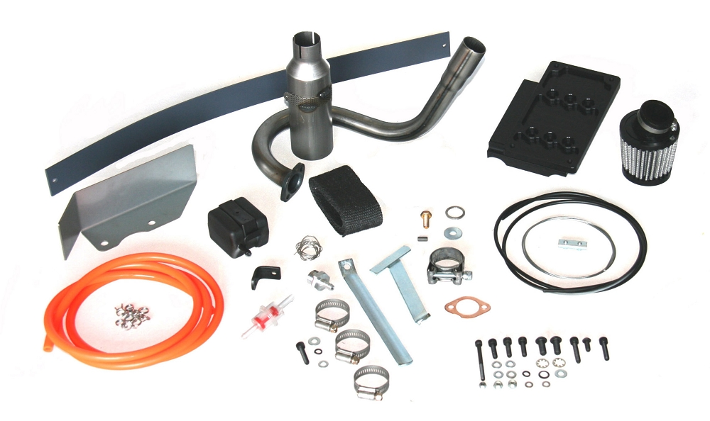 Briggs Animal LO206 Performance Parts Kit - Level 2 | RLV-BS-KIT2 | BMI  Karts And Parts
