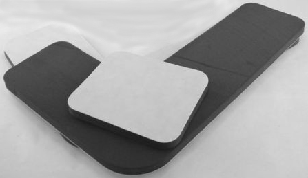 Foam Padding Roll >> Foam Seat Padding Roll Pre Cut 3 Piece 1 2 Thick Rwsp603 Bmi Karts And Parts