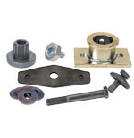 Go Kart Blade Adaptors And Accessories
