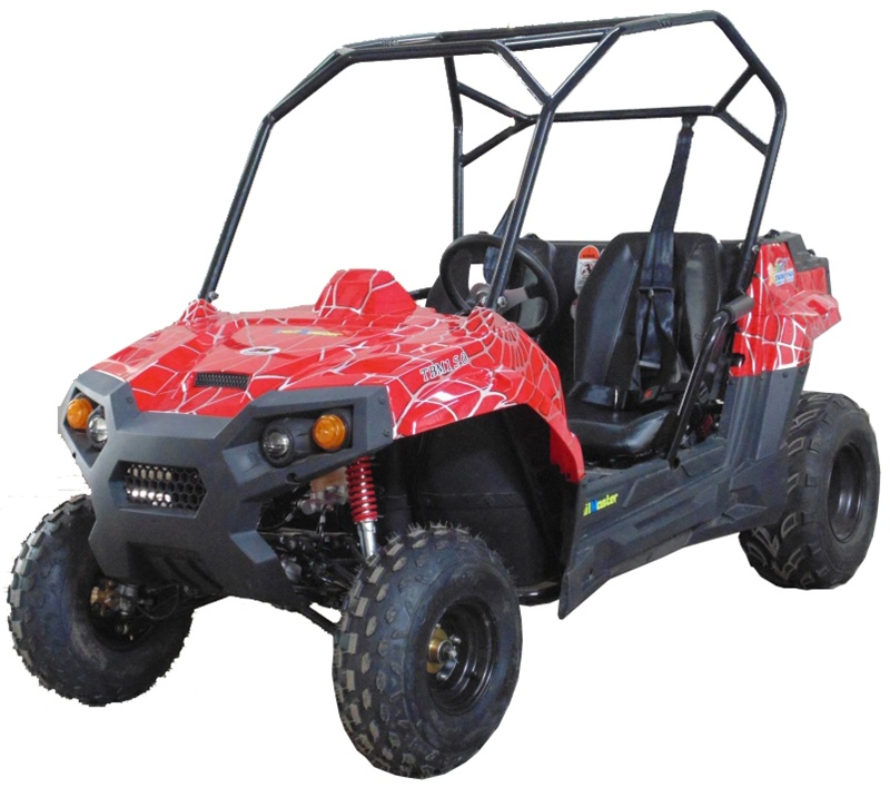 Trailmaster 150cc Challenger Extended Youth Adult Utility