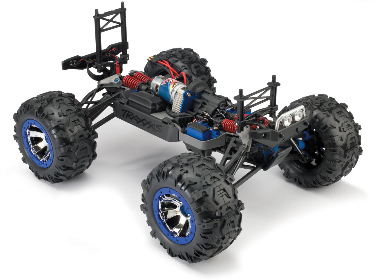 Traxxas Summit, 1/10 Scale, 4WD Monster Truck - Battery & Charger NOT  Included