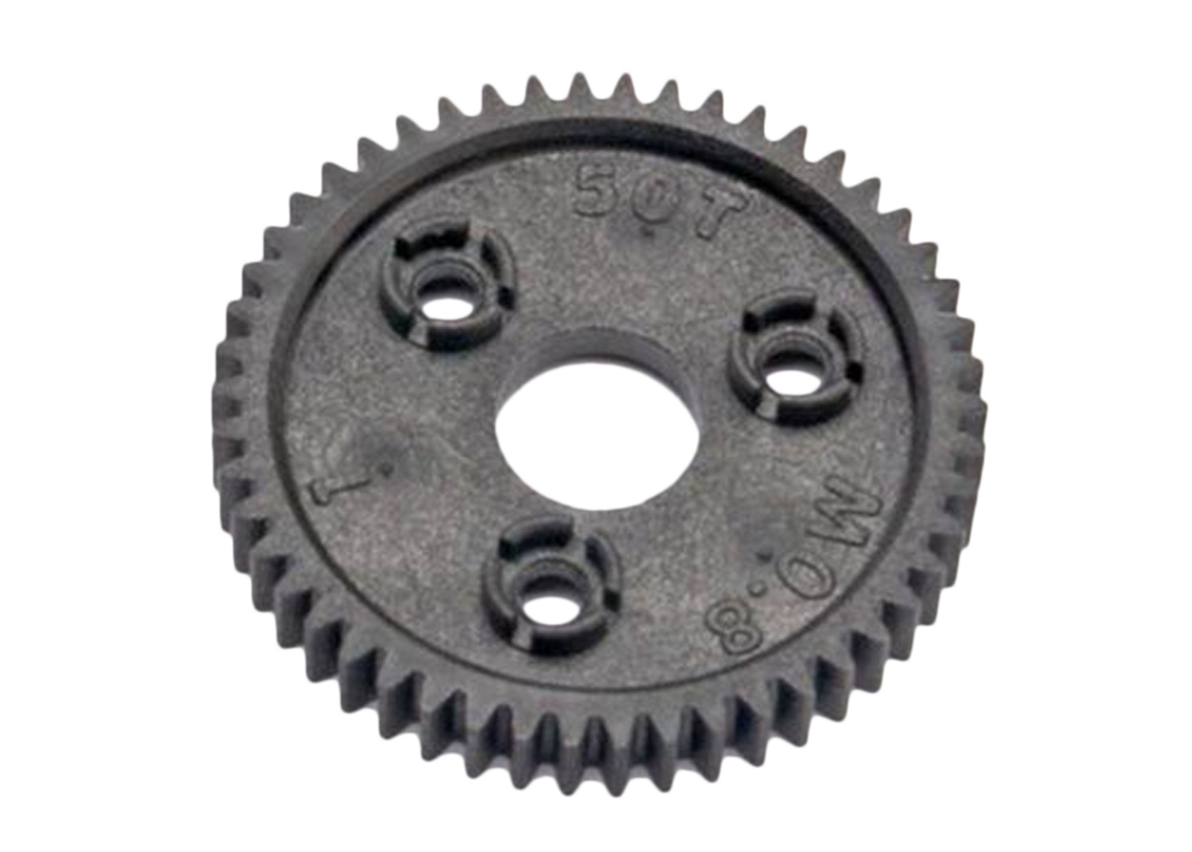 Spur Gear, 50T (0 8 Metric Pitch, Compatible With 32P) | TRA6842 | TRA6842  | BMI Karts And Parts