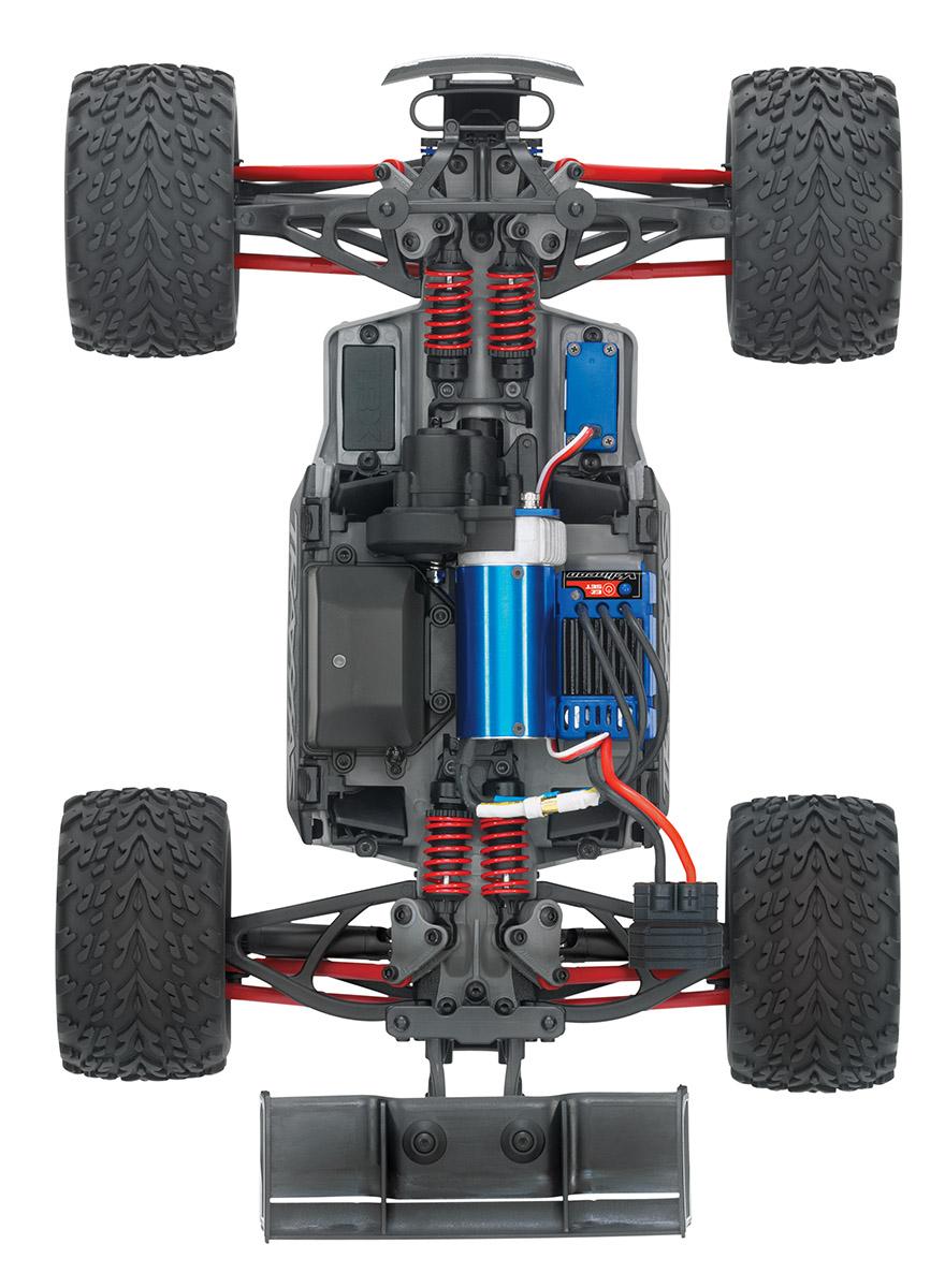 Traxxas E-REVO VXL 1/16 Scale 4WD Brushless Monster Truck w/ TSM - RTR