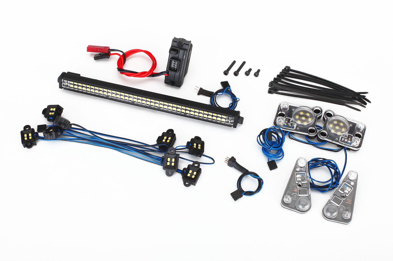 Led Light Kit For Traxxas Trx 4