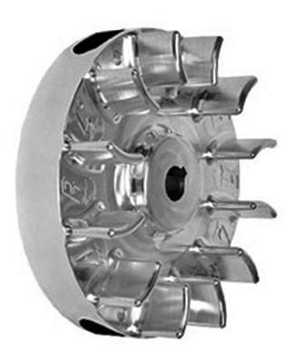 Billet Flywheel (Non-Adjustable) for Predator 212cc (Hemi) | A6626 | BMI  Karts And Parts