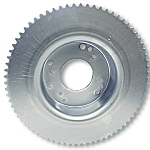 Azusa Sprocket (60T or 72T) for #35 Chain with Brake Drum