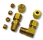 Brass Hydraulic Fittings Kit