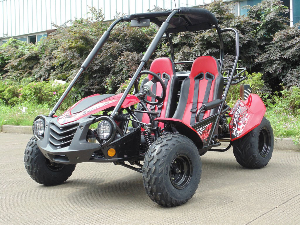 trailmaster blazer 150 2 seat go kart blazer150 bmi karts and parts. Black Bedroom Furniture Sets. Home Design Ideas