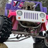 Ultimate Barbie Jeep Build!