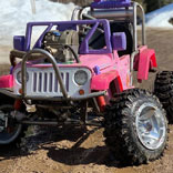 Updated: Ultimate Barbie Jeep Build!