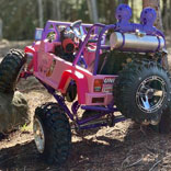 50HP Ultimate Barbie Jeep Build [COMPLETED]