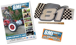 Go Kart Books, Media, and Decals