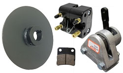 Go Kart Brakes and Accessories