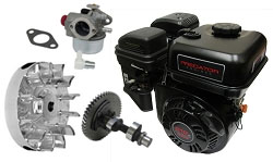 Go Kart Engines and Components