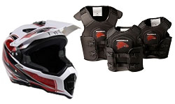 Go Kart Racing Suits, Helmets, and Apparel