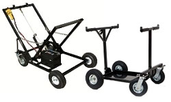 Racing Go Kart Kart Stands and Lifts