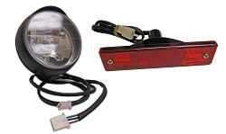 Go Kart Lights and Accessories