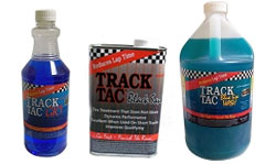 Racing Go Kart Tire Preps and Conditioners