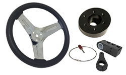 Go Kart Steering Wheels and Components