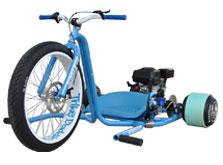 Drift Trike Parts | Motorized Drift Trike Kits | BMI Karts