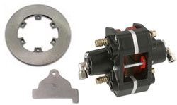 Shifter Kart Brakes and Accessories