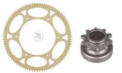 Shifter Kart Sprockets, Hubs, and Guards
